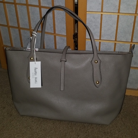 d90bbd173c4a NWT Annabel Ingall Large Isabella Tote Bag